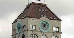 Check out this penthouse... inside a clock tower.
