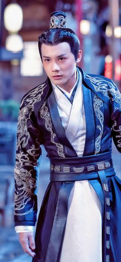 Chinese Emperor, Like You, My Love, Me Tv, Drama Series, Hanfu, Chinese Art, Fashion Styles, Handsome