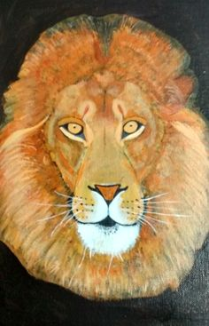 One of my painting of an animal series.