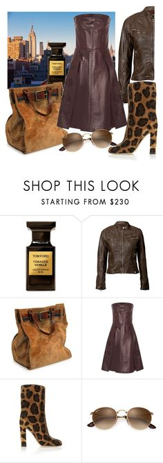 """""""evening"""" by fashionista-763 on Polyvore featuring мода, Tom Ford, Alexander McQueen и Dolce&Gabbana"""