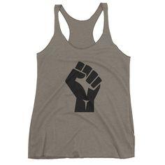 Black Power Women's tank top