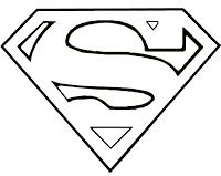 Love for sewing: FREE Superman Appliqué PDF