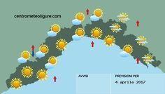 Dopo le deboli/moderate piogge della nottata/prima mattinata, i cieli sulla nostra regione risultano nuvolosi, con qualche brevissima occhiata di sole. Nei versanti padani centro-occidentali ( Valle Scrivia, Valle Stura e Val d'Orba) domina invece il gaigo, quindi condizioni di nebbia e visibilità ridotta. Andiamo ad osservare i valori termici attualmente registrati nei quattro capoluoghi: +16.6°C ad Imperia +12.9°C a Savona +14.9°C a Genova (Albaro) +18.8°C a La Spezia Nell&#3...