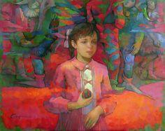 Child's fantasy, Gala Sorokhan