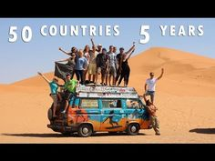 Bus Around The World - 50 countries in 5 years - YouTube