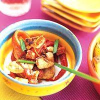 Recepten en zo: Kipblokjes met chorizo (gourmet)