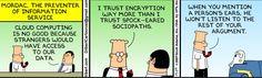 Dilbert VS cloud Security (Endah)