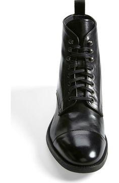 To Boot New York 'Stallworth' Cap Toe Boot (Men)  $450.00