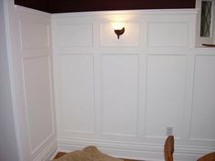 full wall moulding | for the home | pinterest | wall molding