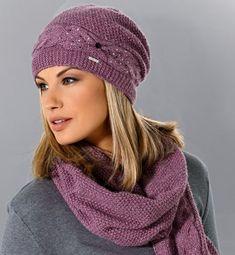 Мода зимние шапки Сальса