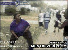Ghetto Street Fighter