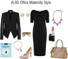 office maternity style