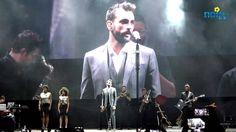 Fans in delirio per Marco Mengoni al Summer Festival