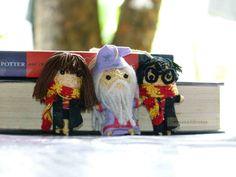 harry potter string dolls