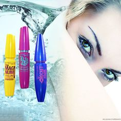 1Pcs Foundation Make-up Cosmetic Length Extension Long Curling Eyelash Black Mascara -- Clicking on the image will lead you to find similar product