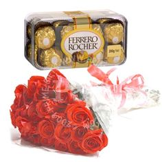 Send Chocolates And Red Roses To Pakistan