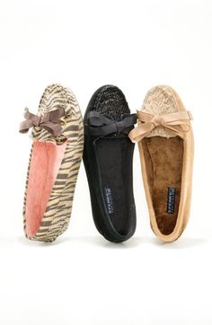 Not normally a big Sperry fan but these are so cute!  Sperry Top-Sider® 'Skipper' Slipper   Nordstrom