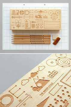 For Dillan, for school? (but really for me?) >>> The Homework Pencil Box.