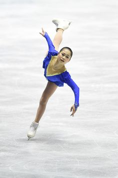 Satoko Miyahara Photos - ISU World Team Trophy - Day 1 - Zimbio