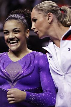 Laurie Hernandez -- Team USA's overnight sensation, a decade in the making
