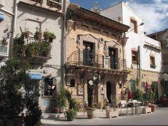 """La Maison de Eva Marie"" in Abanilla, Murcia."