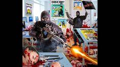 Charlie Hebdo: #Mossad False Flag Operation Jeff Rense