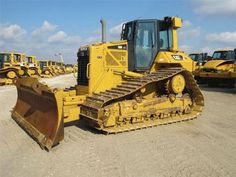 Caterpillar Crawler Tractor Dozers    http://www.rockanddirt.com/equipment-for-sale/CATERPILLAR/dozers-crawler-tractors