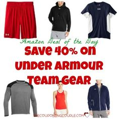 WOW! It is an Under Armour Sale! Today only! Save 40% off Under Armour Team Gear! Starting at $11.99!!  Click the link below to get all of the details ► http://www.thecouponingcouple.com/save-40-on-under-armour-team-gear-starting-at-11-99/  #Coupons #Couponing #CouponCommunity  Visit us at http://www.thecouponingcouple.com for more great posts!