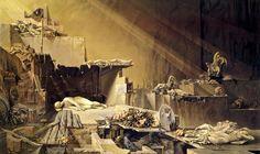 Clerici Sonno romano