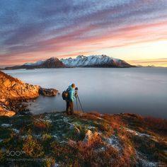 Morning light by mariuskasteckas #Landscapes #Landscapephotography #Nature #Travel #photography #pictureoftheday #photooftheday #photooftheweek #trending #trendingnow #picoftheday #picoftheweek