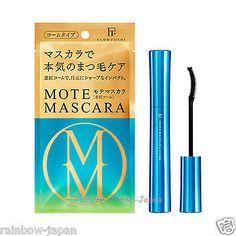 f3dbb1e81af Flowfushi Mote Mascara Comb Black Make Up Separate Washable Japan Cosmetics  Japan, Clear Mascara,