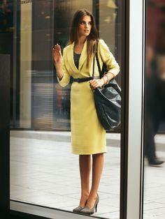 Etek takım elbise, önlük, muhteşem elbiseler ...