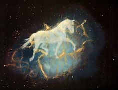 I wanna ride on the white horse.