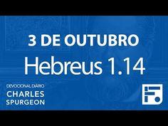 Voltemos Ao Evangelho | 03 de outubro – Devocional Diário CHARLES SPURGEON