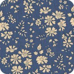 Liberty Capel bleu jean