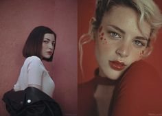 Marvelous and Cinematic Portrait Photography by Xenia Lau #inspiration #photography