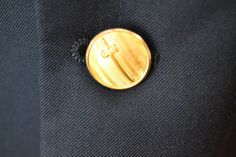 Luxe Gieves and Hawkes Navy Blazer Button Mens Sport Coat, Blazer Buttons, Navy, Blue, Hale Navy, Old Navy, Navy Blue