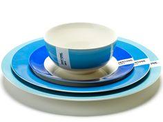 PANTONE Plates & Bowl