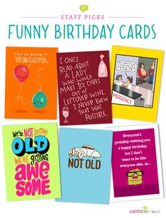 The best funny birthday cards on the entire internet   Cardstore Blog