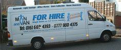 Man & Van Manchester,Bury, Oldham, Rochdale. - Removals Service Rochdale, Ramsbottom.