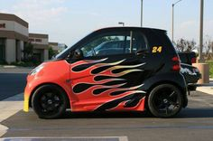 24 smart car NOW THIS ONE I REALLY LOVE!!! GO #24