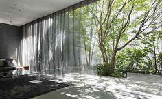 光影像水波般流動,而時光卻在此地停止流動-日本光學玻璃住宅 | 大人物