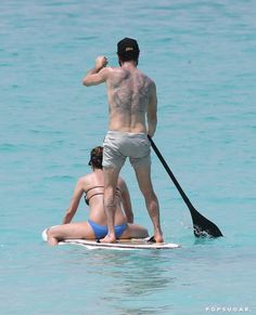Pin for Later: Jennifer Aniston and Justin Theroux's Vacation Photos Will Have You Booking a Flight to the Bahamas, STAT