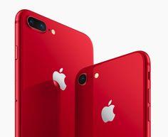 iPhone 8 e 8 Plus da oggi vestiti anche in rosso con una leggere differenza