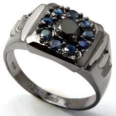 925克 GS1179(牌子) - 克占 / 藍寳 - 元5mm(1) + 元2.5mm(9) - 4.50g - 3 PCS - 45 (0.65 CTR Dia Ring) - $195.00