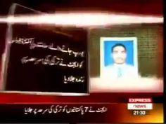 Europe Janay Walay Pakistani 7  Fraud ko - Turkey Border Par Zinda Jala ...
