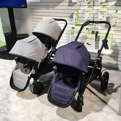Baby Jogger City Select LUX   Top Baby Products for 2017 from the ABC Kids Expo