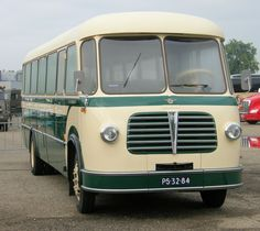 1956 DAF BB1500 Bova Bus tijdens het DAF Museum Weekend | Flickr - Photo Sharing!