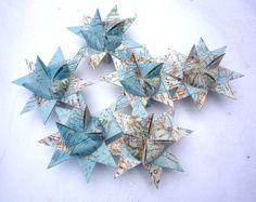 Froebel Origami Star