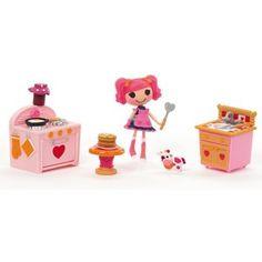 Mini Lalaloopsy Furniture Sets Lalaloopsy Doll House - Polyvore